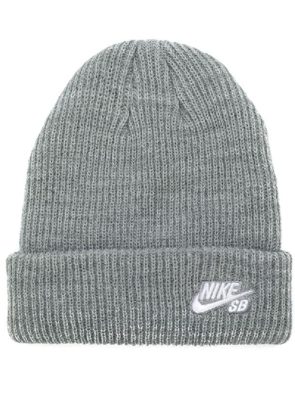 Nike Fisherman Cap In Grey
