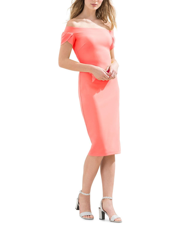 b338744d0a7 Donna Morgan Floral Print Ruffle Hem Midi Wrap Dress - Data Dynamic AG