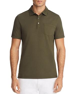 Michael Kors Bryant Regular Fit Polo Shirt - 100% Exclusive In Fatigue Green
