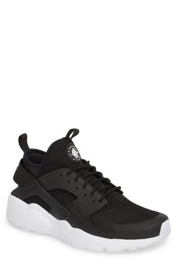 0aa14926abb8 Nike  Air Huarache Run Ultra  Sneaker In Gym Blue  Wolf Grey  White ...