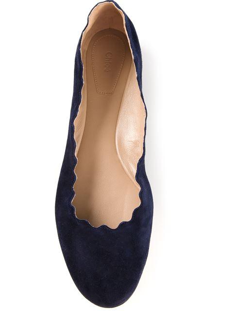 Chloé Ballerina Shoes