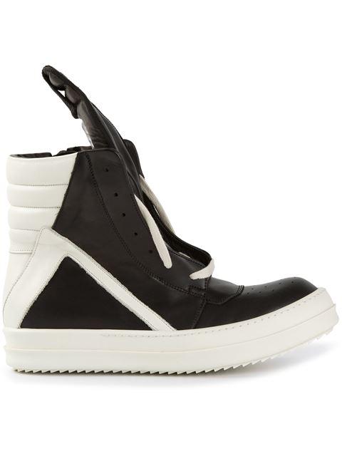 Rick Owens 'geobasket' Sneakers