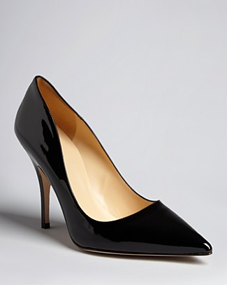 Kate Spade Licorice High Heel In Select Color