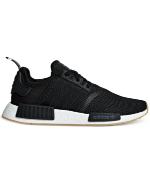 ca37412c54ab7 ADIDAS ORIGINALS. Adidas Men s Nmd R1 Casual Sneakers From Finish Line in  Black