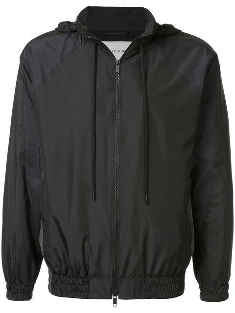e0073d7411a Cerruti 1881 Hooded Sports Jacket - Black   ModeSens