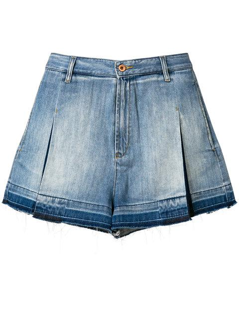 Diesel De-Jizzy-S Denim Shorts - Blue