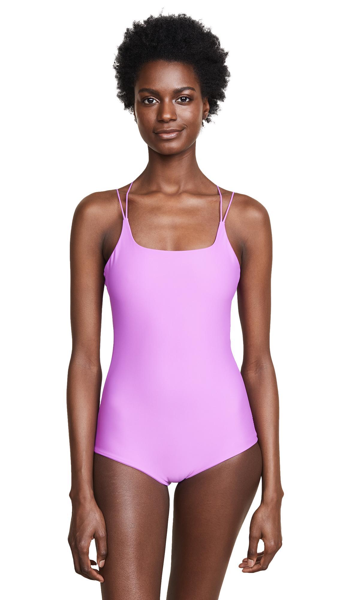 31f1739078 Mikoh Kilauea Swimsuit In Fuchsia   ModeSens
