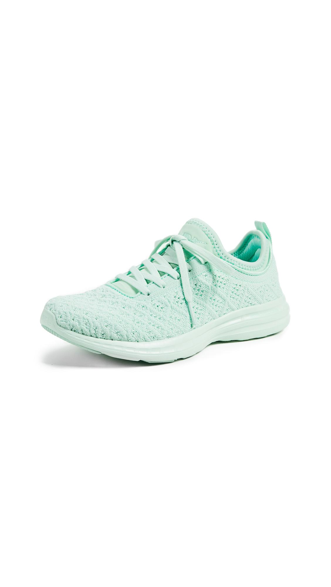 970382e40af9 Apl Athletic Propulsion Labs Techloom Phantom Sneakers In Faded Peppermint