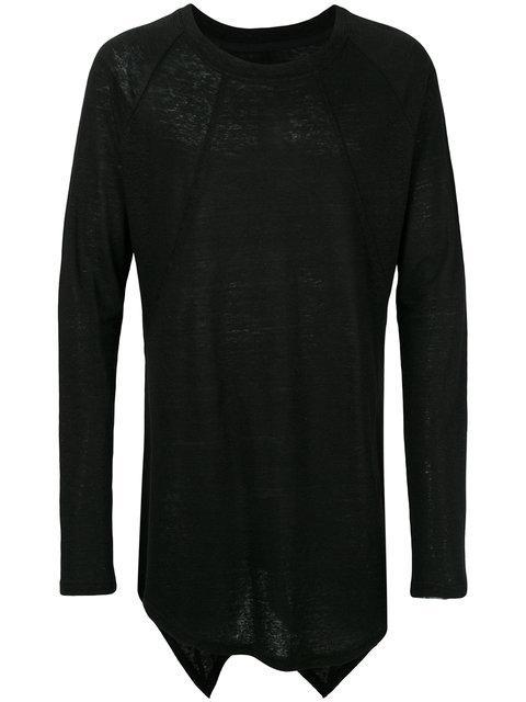 D.Gnak By Kang.D Panelled Lightweight Sweatshirt