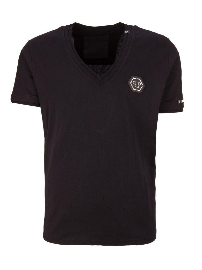 Philipp Plein T-Shirt In Nero