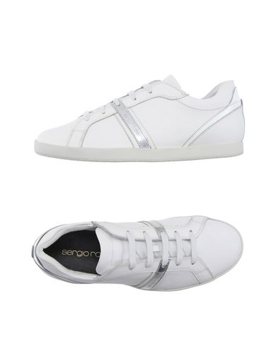 Sergio Rossi Sneakers In White
