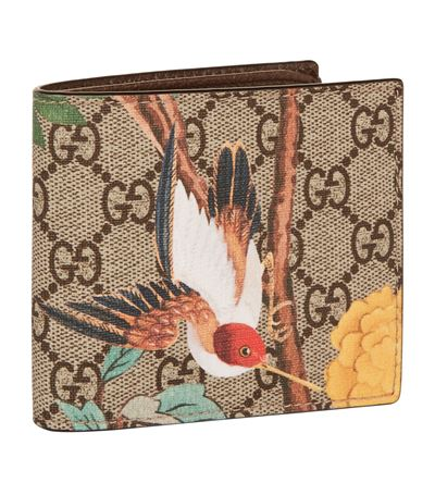 4030936ec3a272 Gucci Gg Bird Wallet | ModeSens