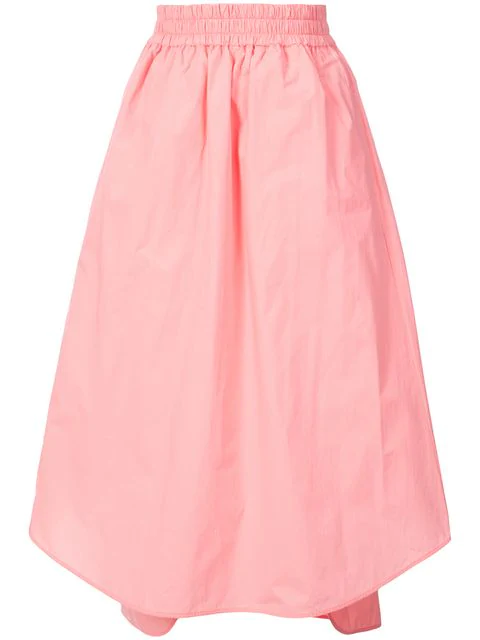 Ports 1961 Puffy Skirt In Pink