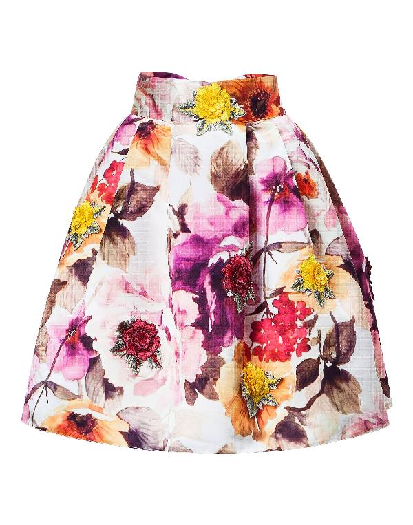 "Philipp Plein Short Skirt ""ninenin"""