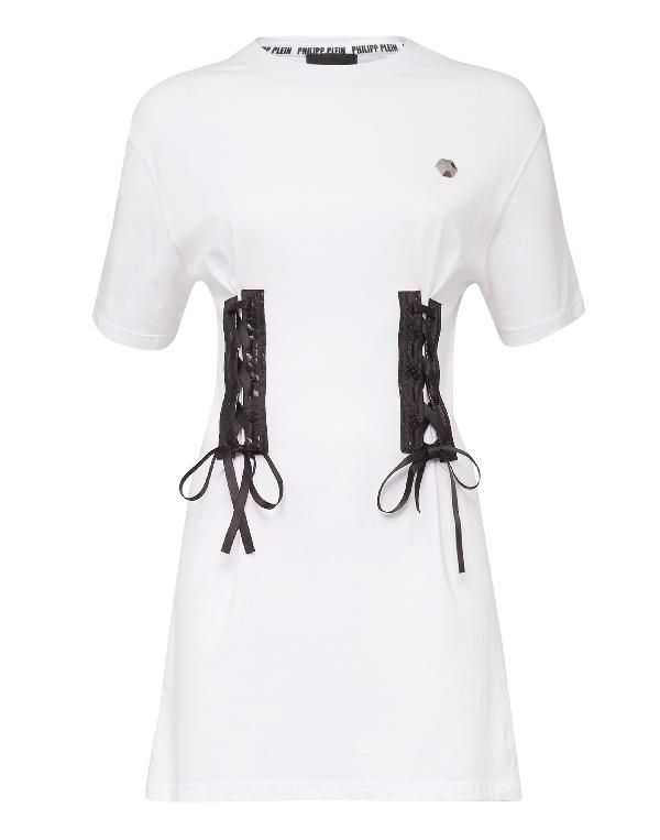 "Philipp Plein T-shirt Short Dresses ""as You Can Image"""