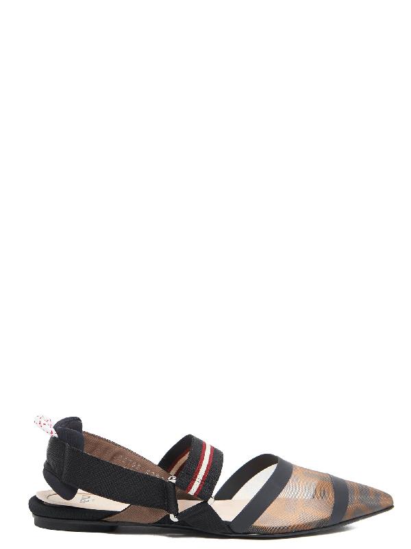 Fendi ColibrÌ Shoes In Multicolor