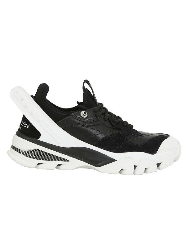 Calvin Klein Carla Sneakers In Black