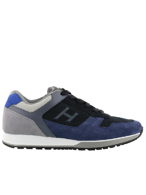 Hogan H321 Sneakers In Navy