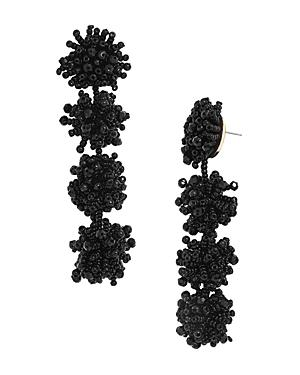 Baublebar Ria Drop Earrings In Black