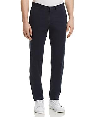 Oobe Augusta Straight Fit Chino Pant In Midnight