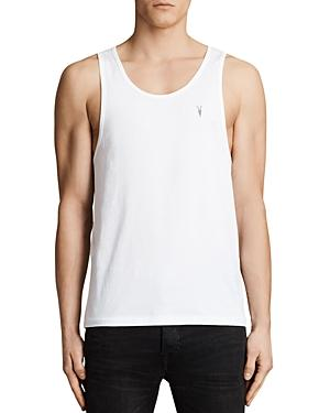 Allsaints Tonic Tank Top In Optic White