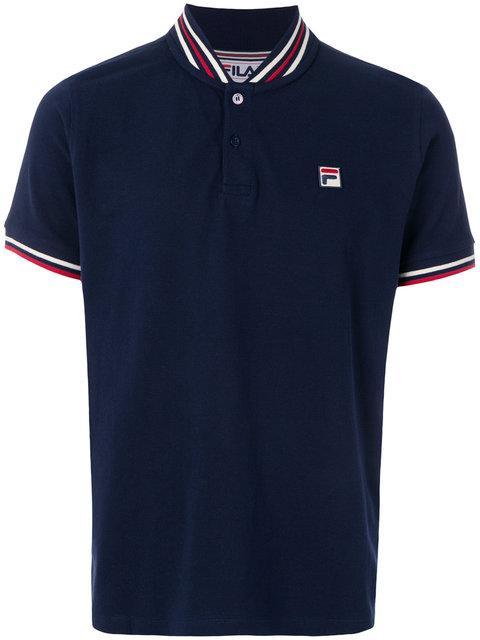 Fila Logo Polo Shirt