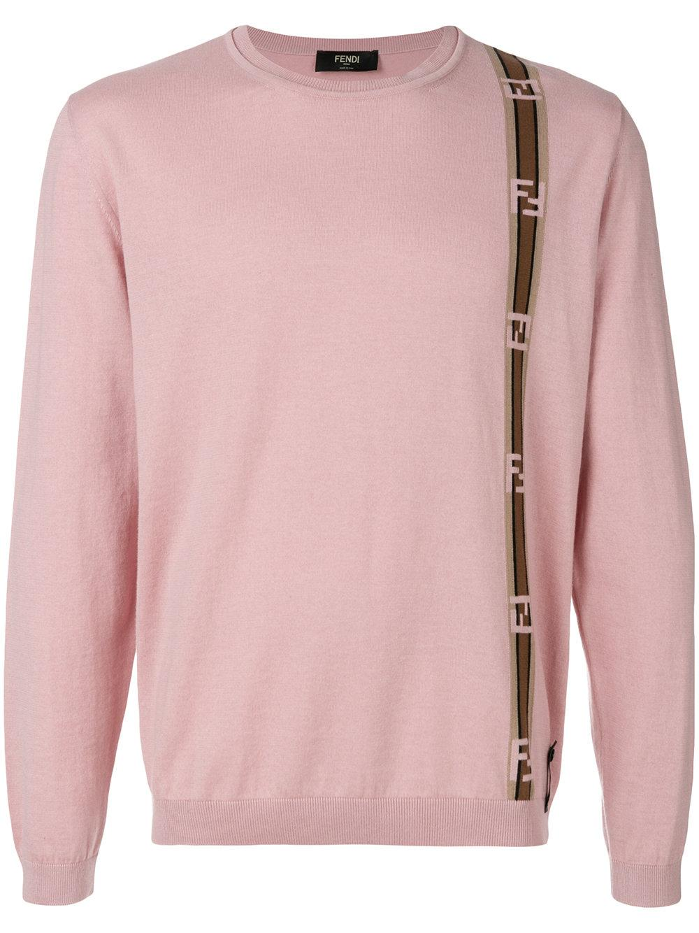 Fendi Forever  Sweater - Pink