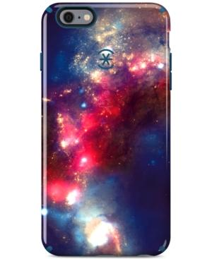 Speck Candyshell Inked Phone Case For Iphone 6/6s In Supernova Red/tahoe Blue