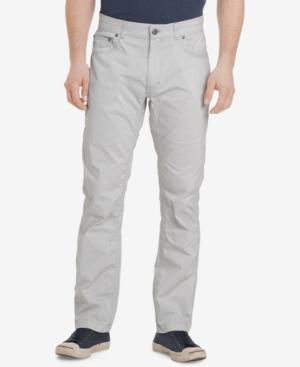 G.h. Bass & Co. Men's Cliff Peak Classic-fit Stretch Pants In High Rise