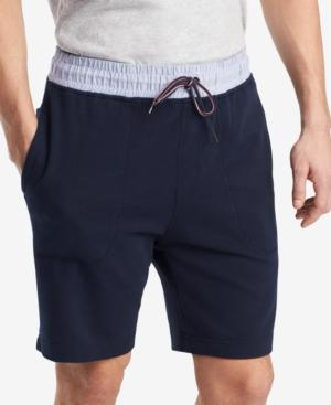 """Tommy Hilfiger Men's Wulburn 7.5"""" Drawstring Shorts, Created For Macy's In Sport Grey"""