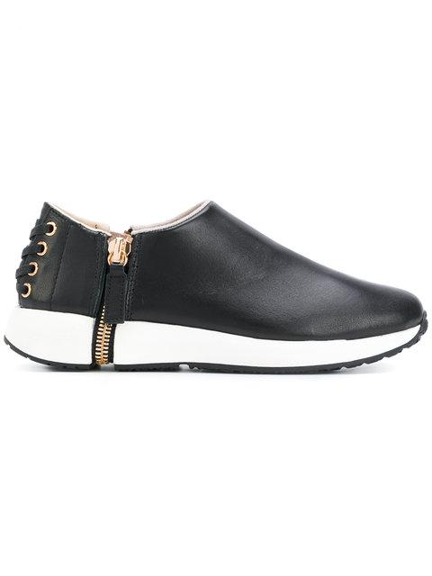 Diesel Sneakers In Black