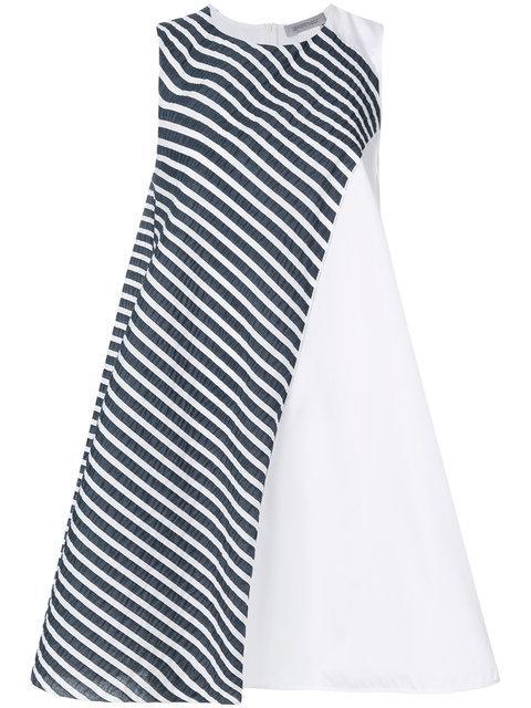 Sportmax Bimat Striped Dress