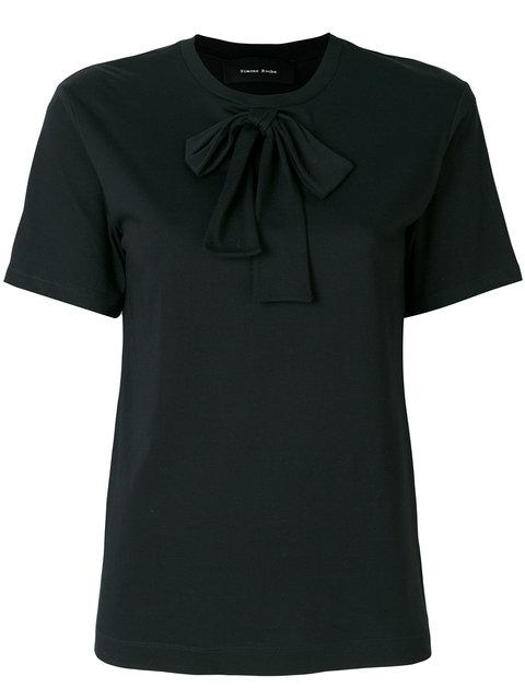 Simone Rocha Bow Detail Pleated Dress