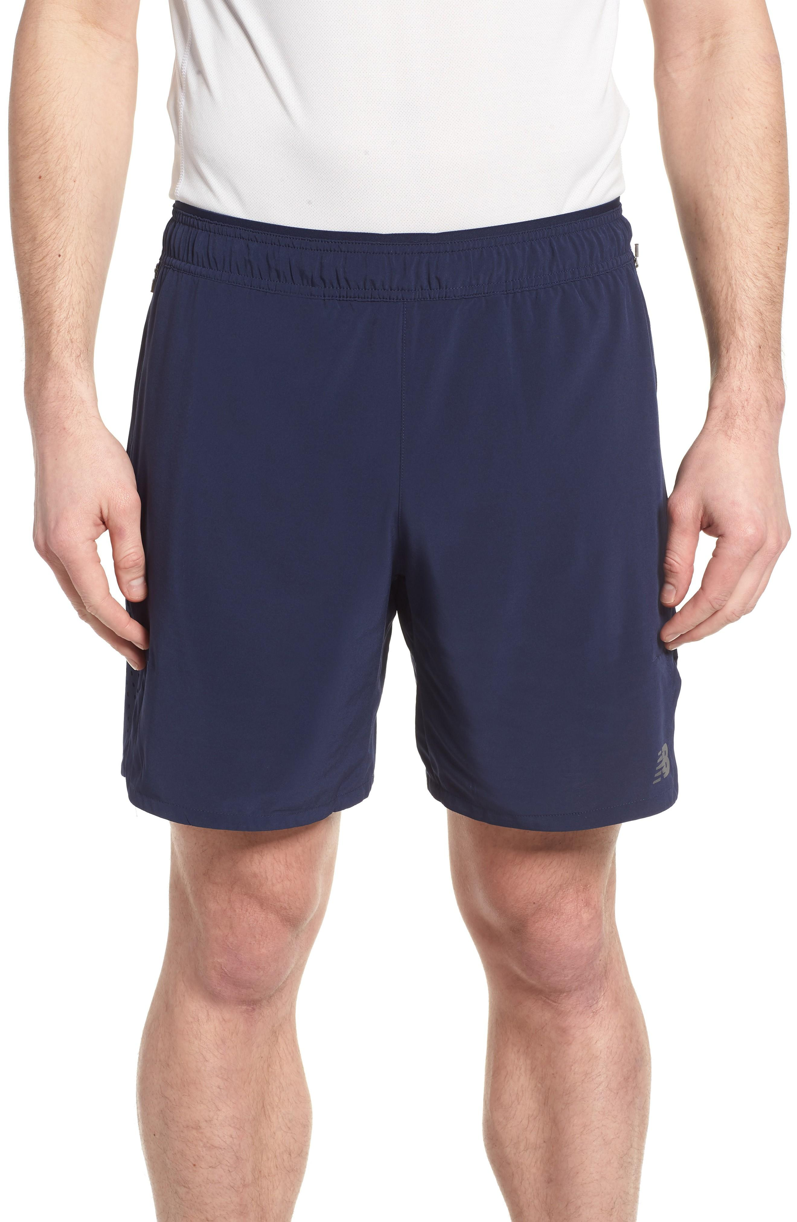 New Balance Transform 2-in-1 Shorts In Pigment