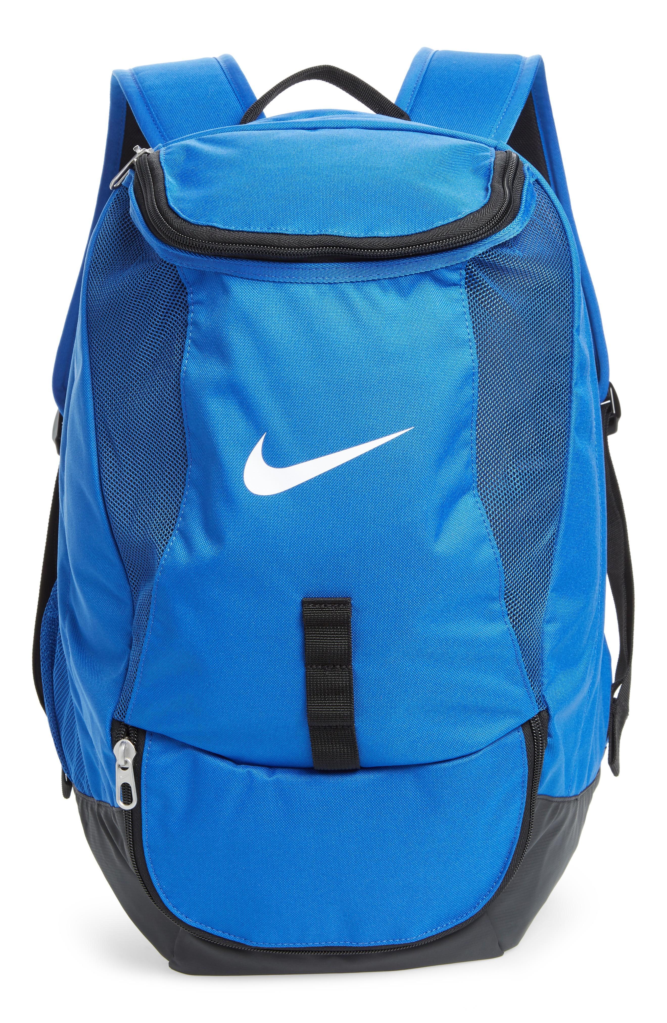 Nike Club Team Backpack - Blue In Varsity Royal/ Black/ White