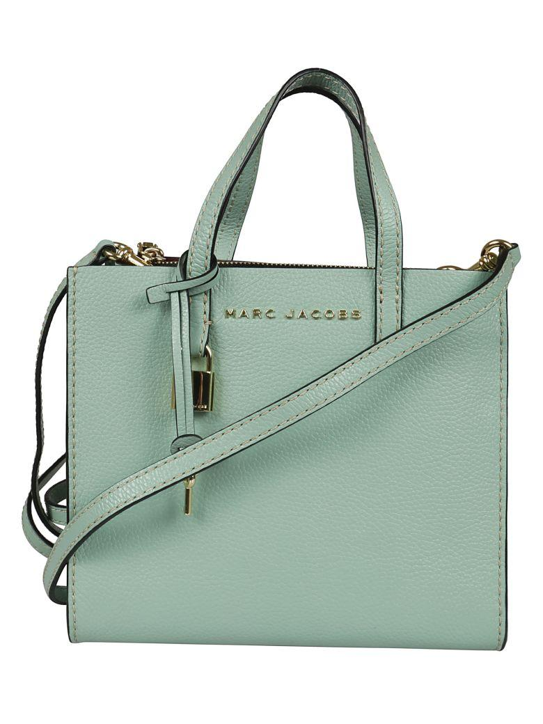 Marc Jacobs Mini Grind Tote In Green