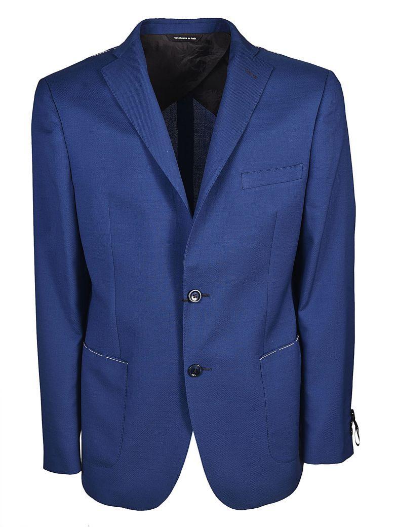 Tonello Fitted Blazer In Bluette