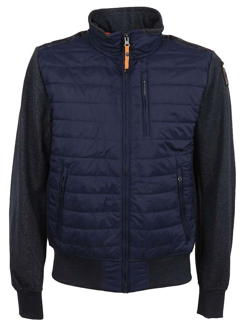 Parajumpers Elliot Fitted Jacket In Blue