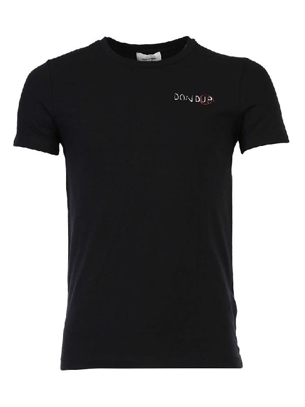 Dondup Dem Dupolis T-shirt In Blu