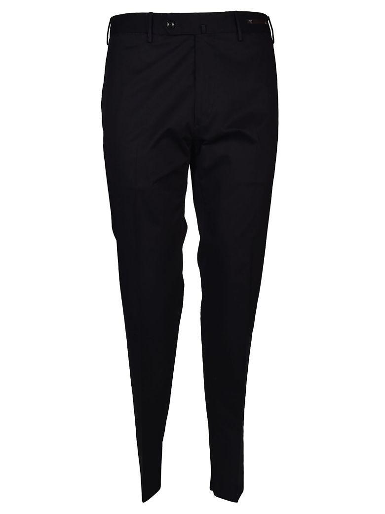 Pt01 Classic Trousers In Blu