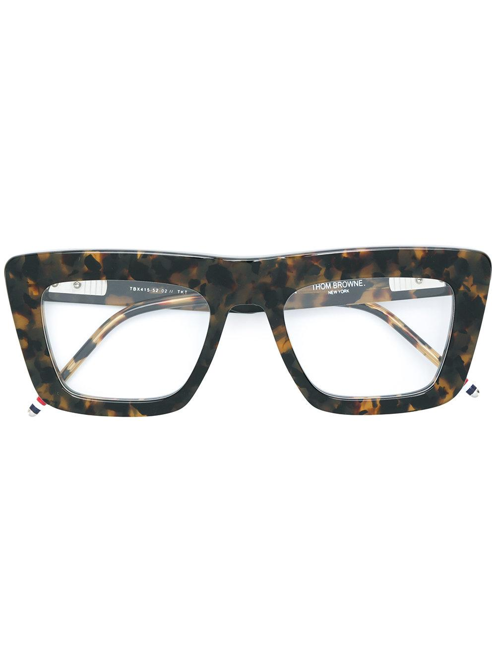 e531300dcb0 Thom Browne Square Frame Glasses