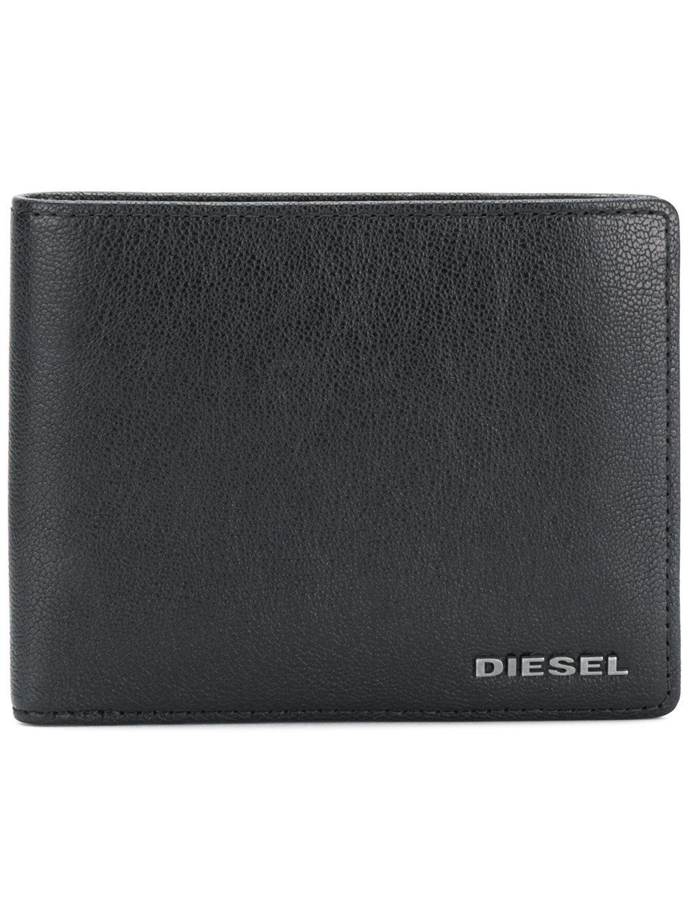 Diesel Hiresh Wallet - Black