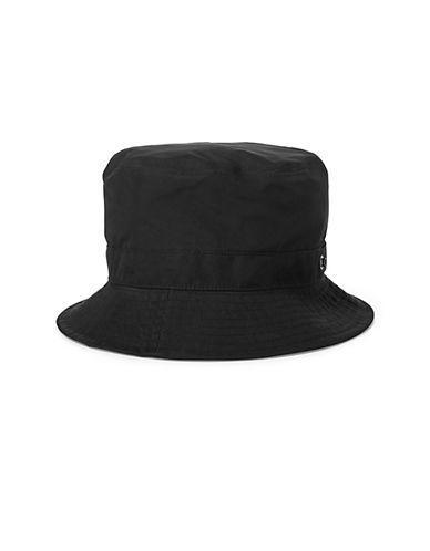 Polo Ralph Lauren Three-layer Packable Bucket Hat-black