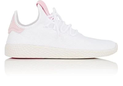 Women's Originals Pharrell Williams Tennis Hu Casual Shoes, White