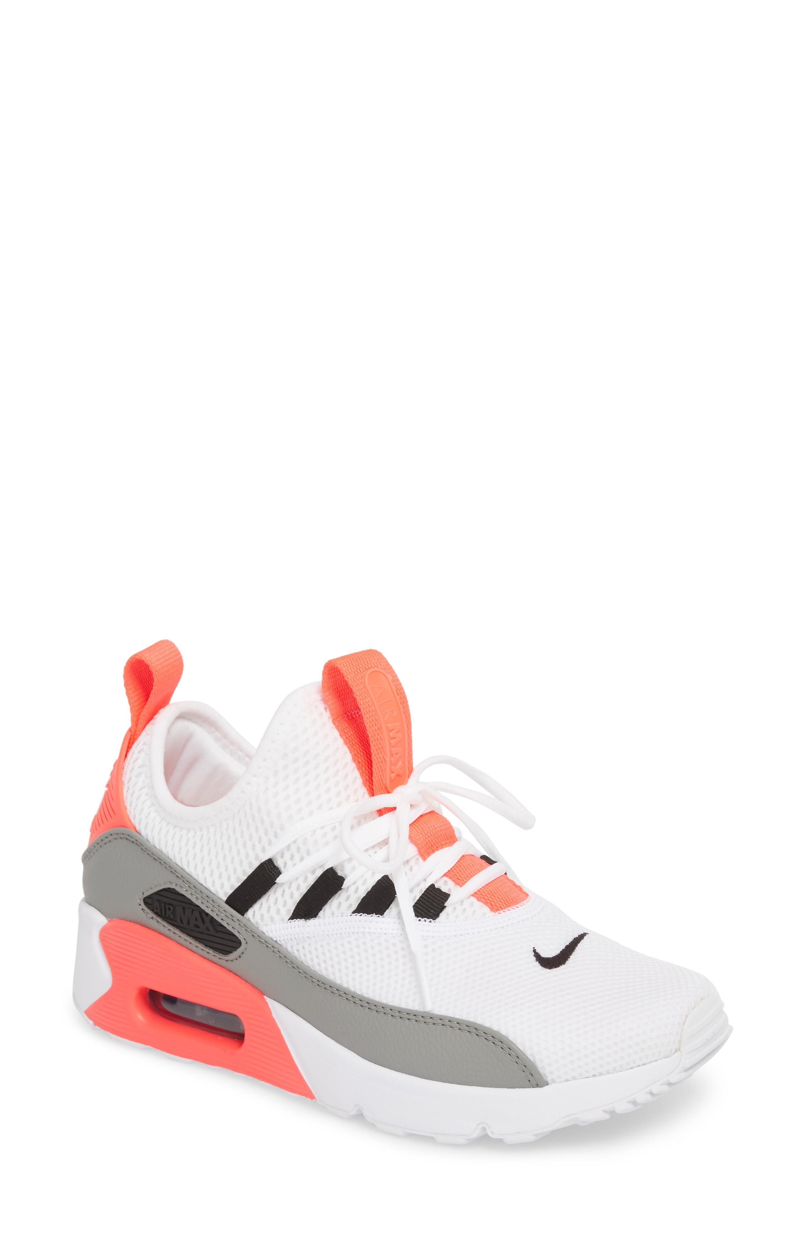945ff68a0b Nike Women's Air Max 90 Ultra 2.0 Ease Casual Shoes, White   ModeSens