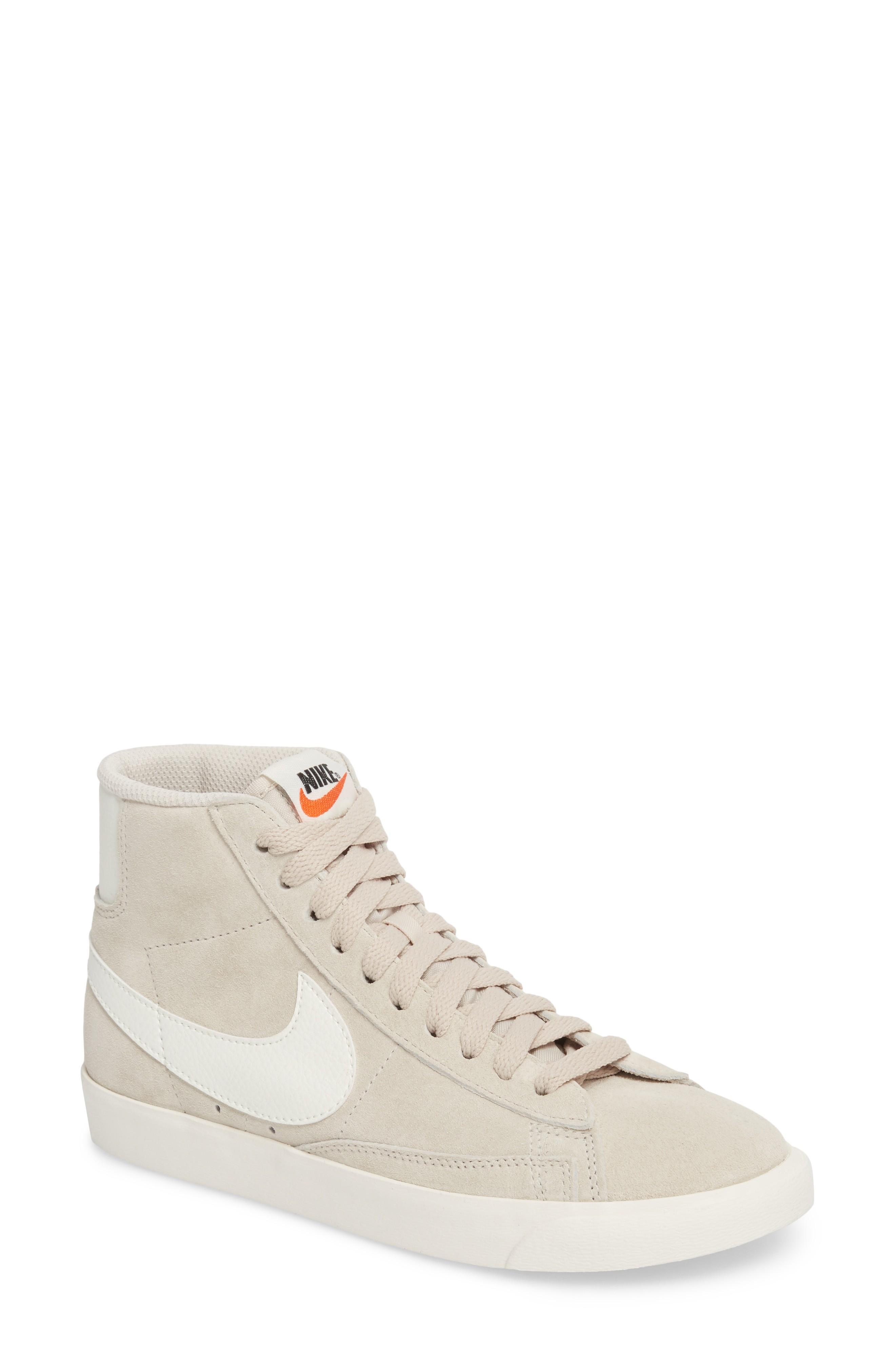 e795e6f2af8c6 Nike Women s Blazer Mid Vintage Suede Casual Shoes