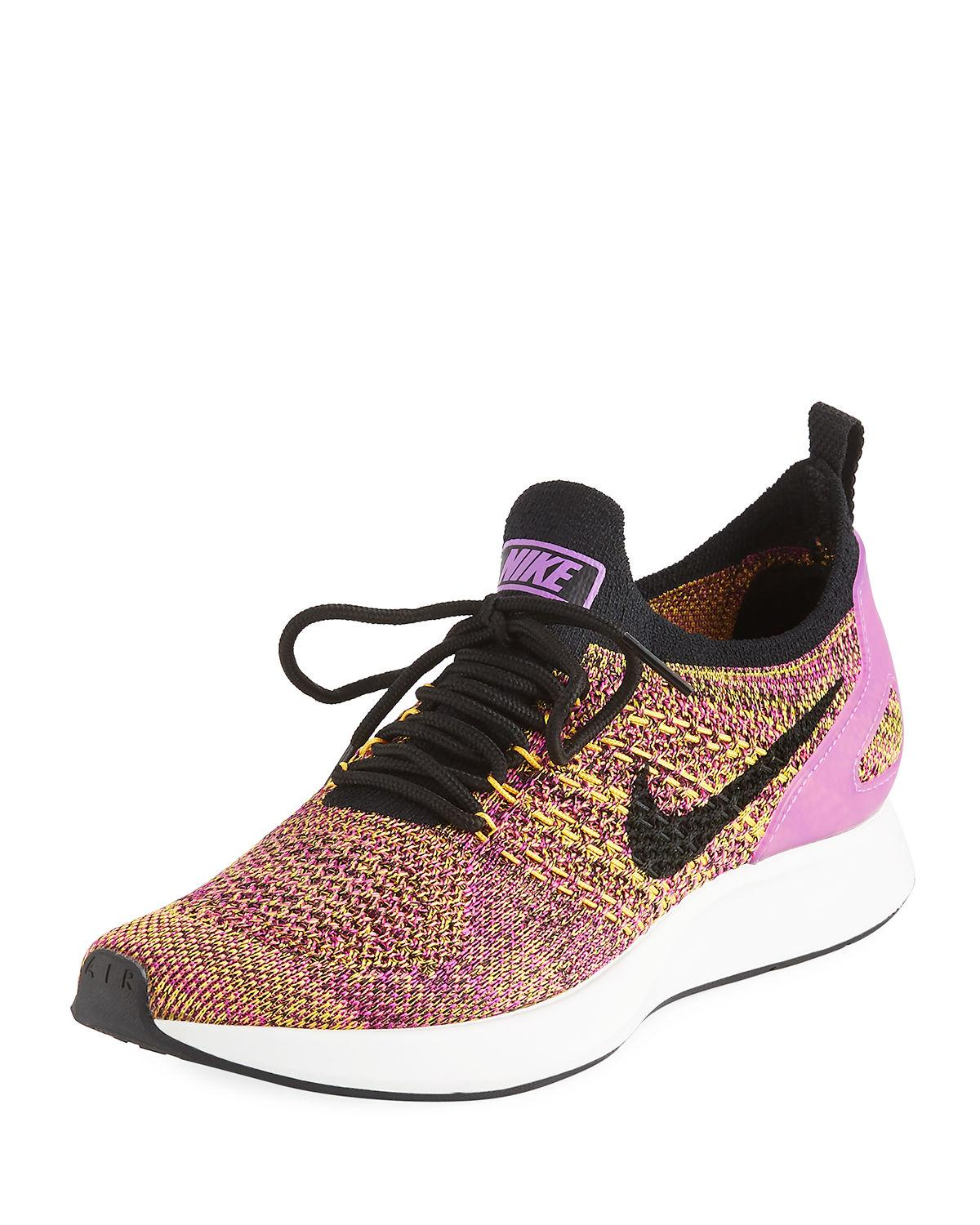 a9f6a7b0834 Nike Women S Air Zoom Mariah Flyknit Racer Casual Shoes