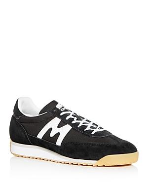 3cbe3a71406 Karhu Men s Champion Air Lace Up Sneakers In Black White