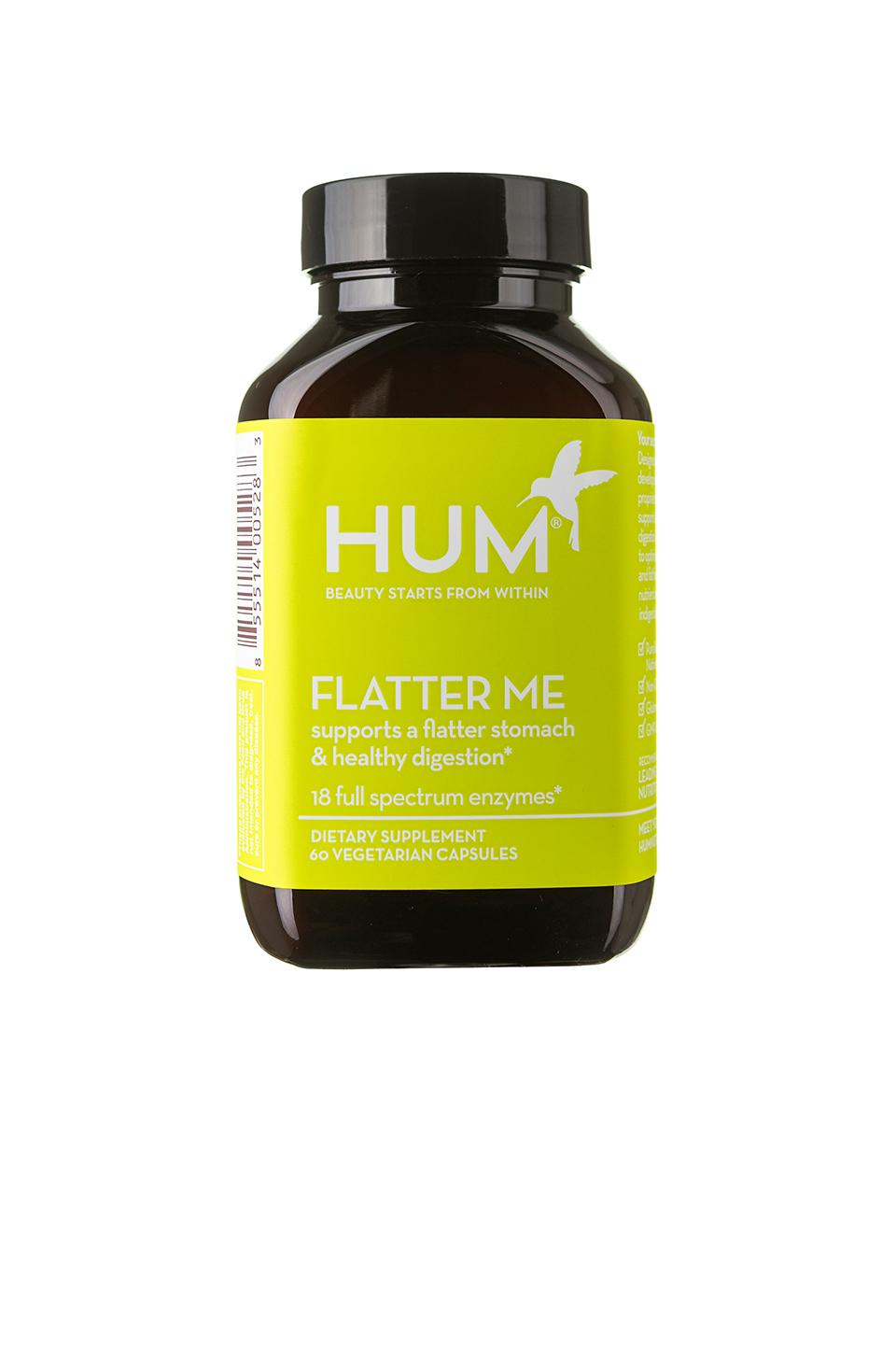 Hum Nutrition Flatter Me Digestive Enzyme Supplement In N,a
