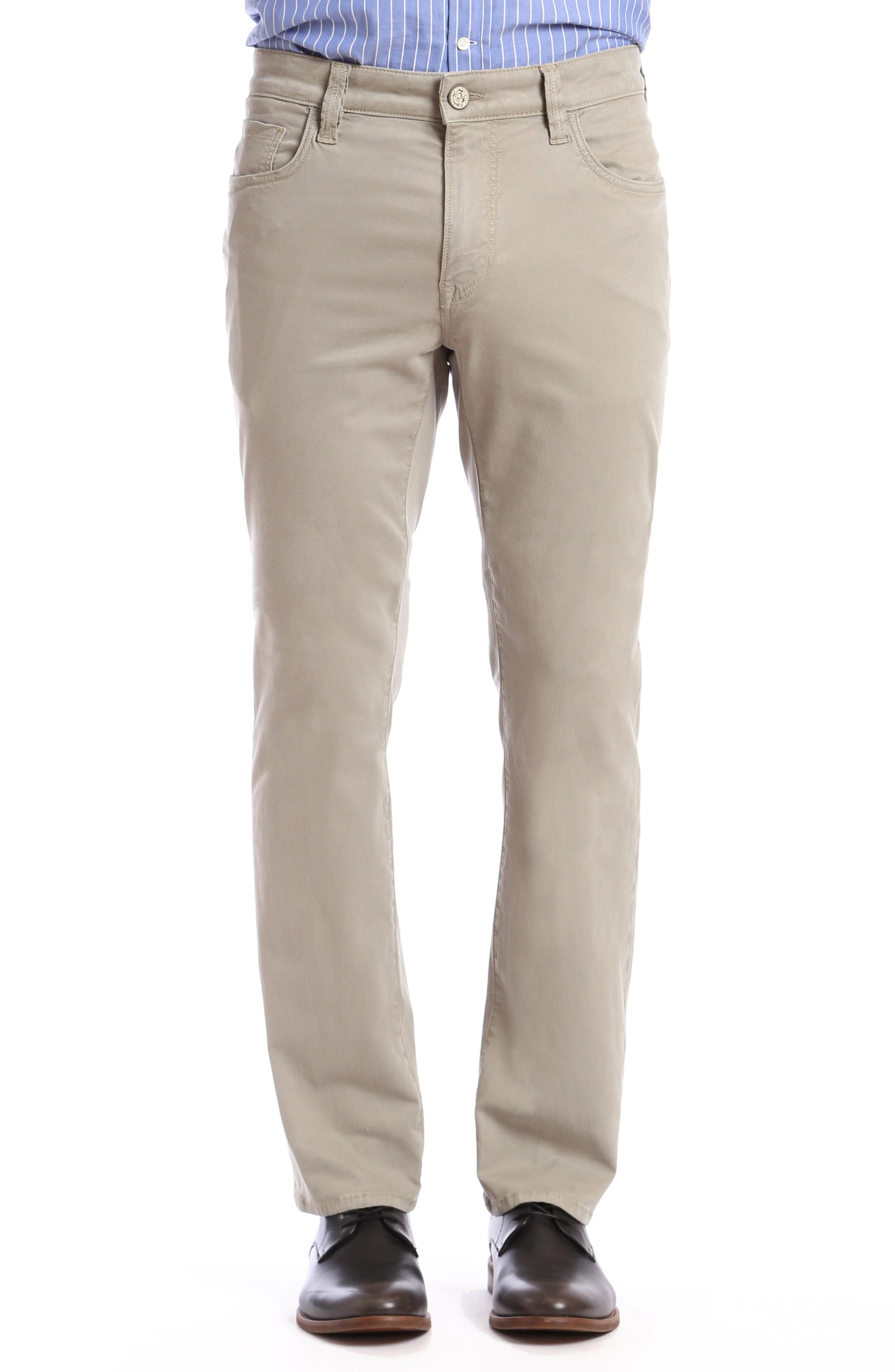 34 Heritage Charisma Relaxed Fit Jeans In Fine Twill